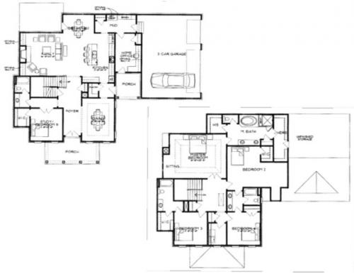 The Lexington Floor Plan